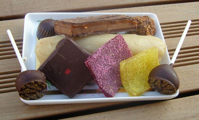 Création ecole du grand chocolat valrhona