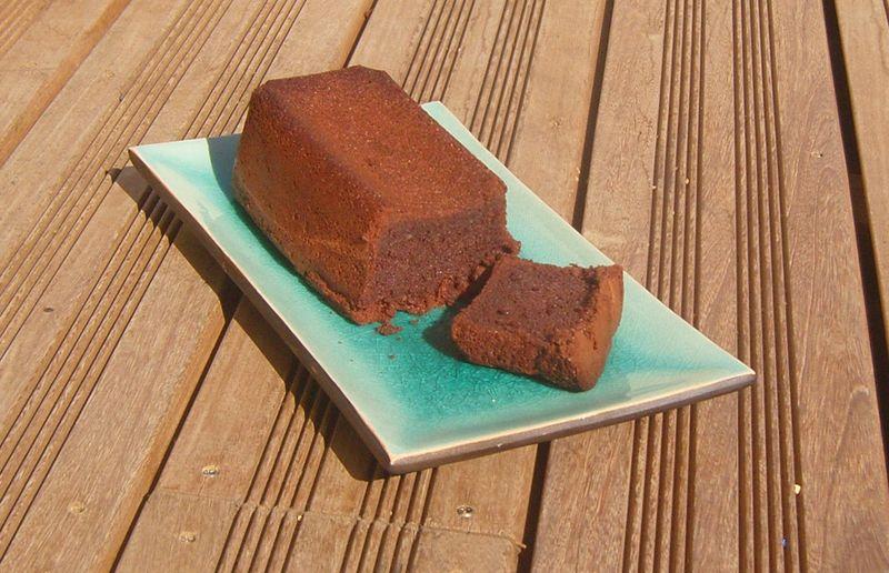 Gateau Léger au Chocolat
