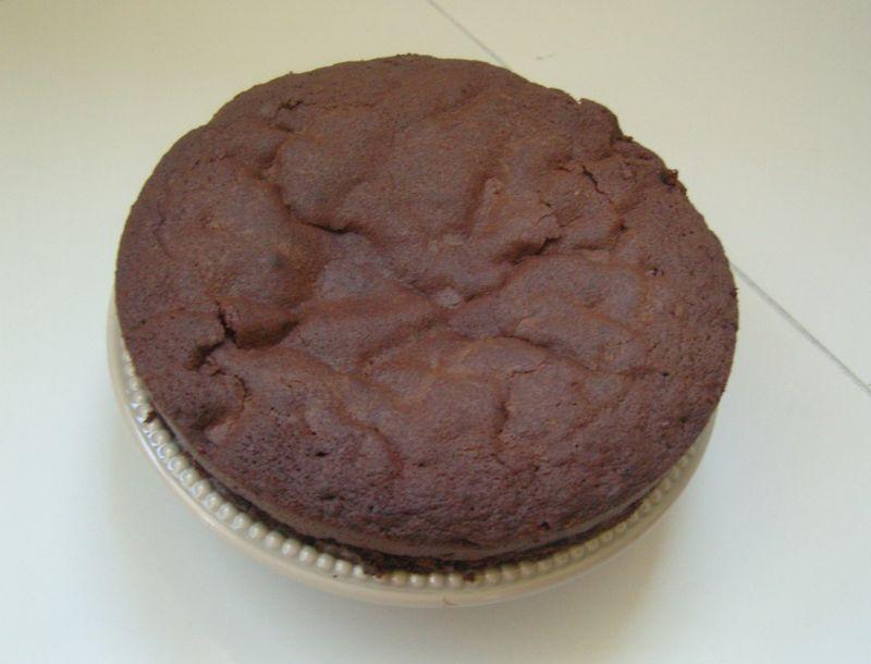 Brownie au Toblerone Noir et Noix de Pécans