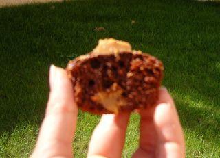 Cupcake Chocolat Speculoos