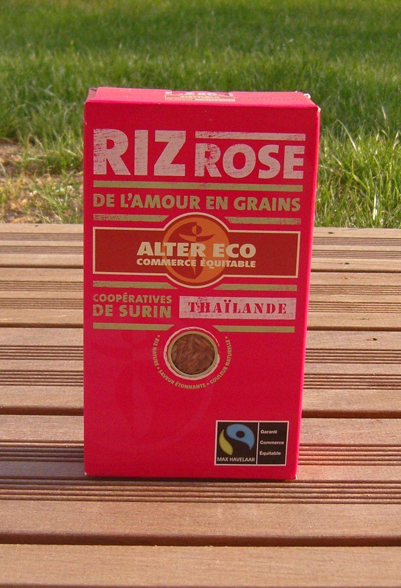 Riz Rose