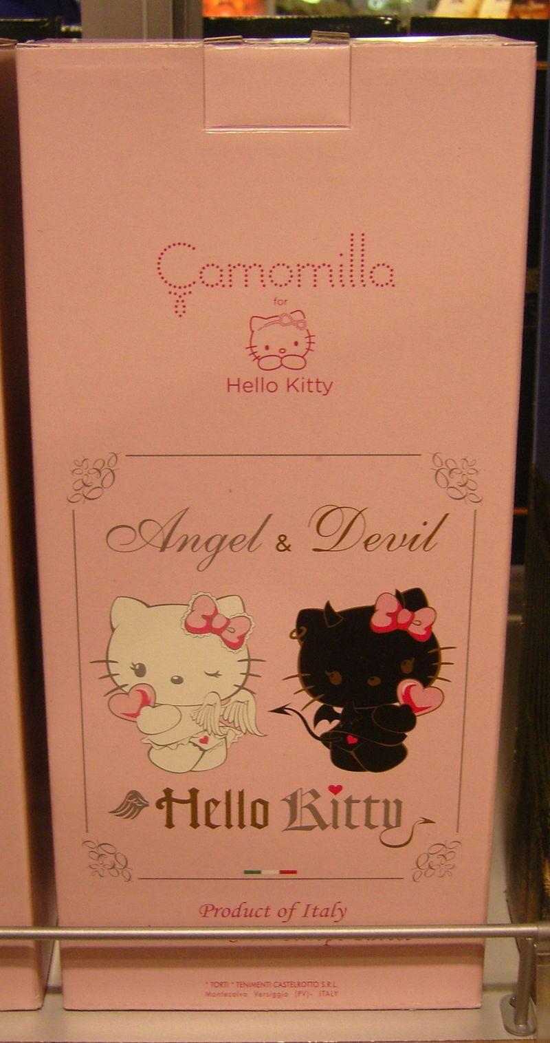 Vin Hello Kitty
