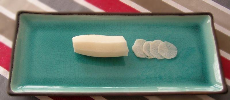 Radis Blanc Daikon