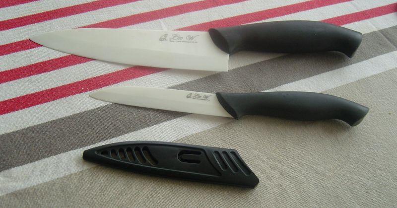Couteaux en Céramique Leo W