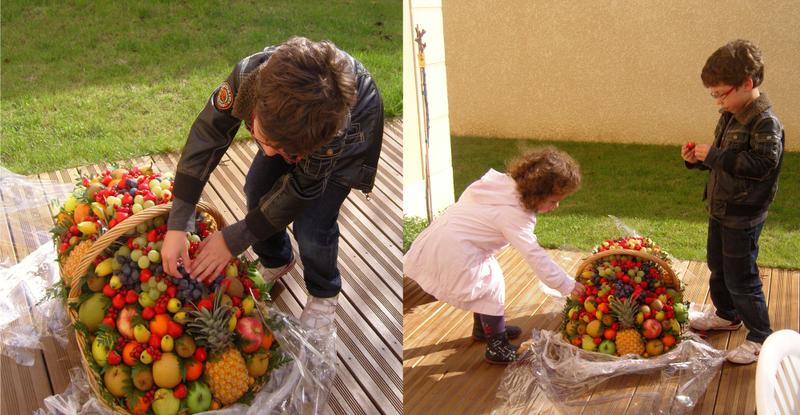 Panier de fruits concours Noilly Prat les enfants aiment final