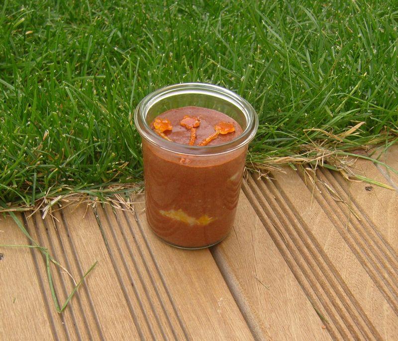 Concours Boco Mousse Chocolat Mandarine