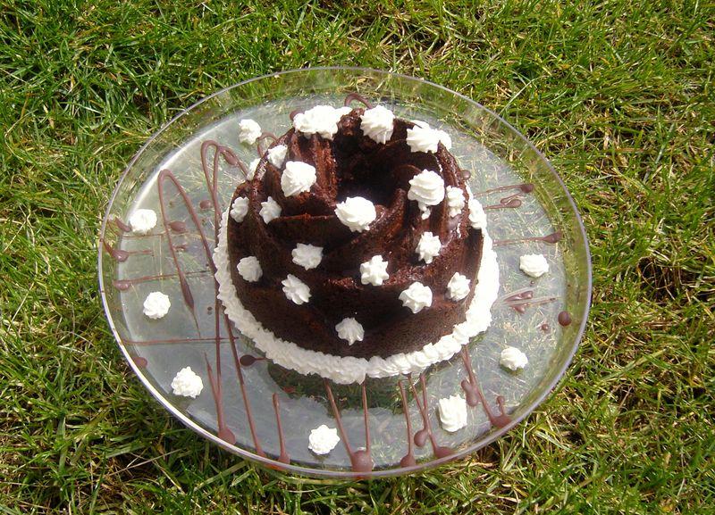 Gâteau au Chocolat Moelleux sans oeufs