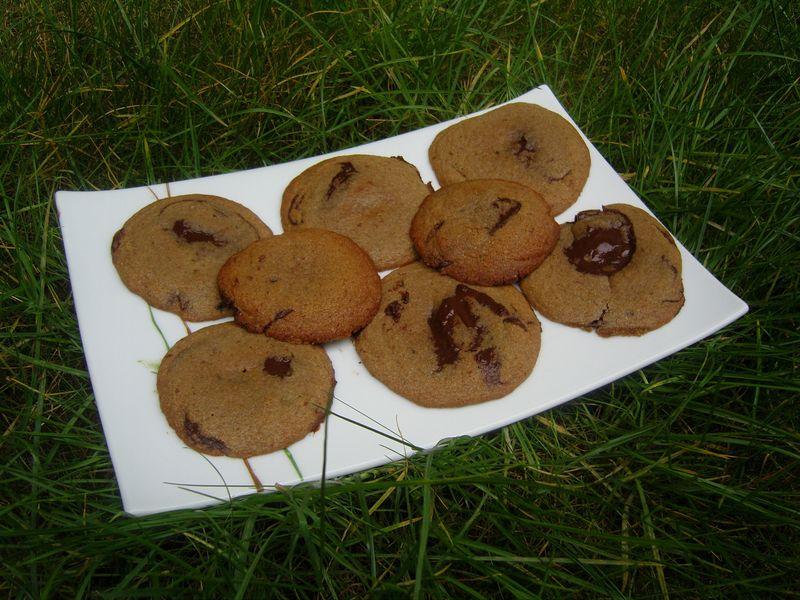 Cookies au Chocolat Christophe Michalak