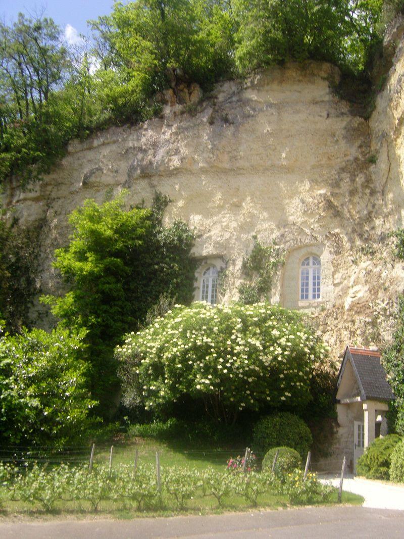Hautes Roches Jardin 2