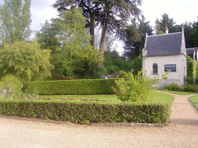 La Roche le Roy Jardin