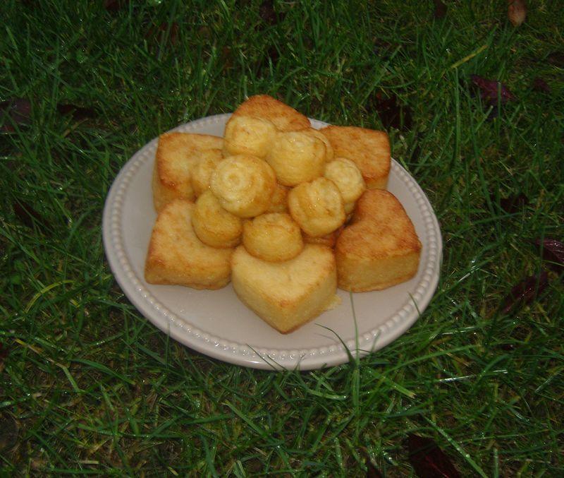 Gâteau Moelleux de la Saint Valentin