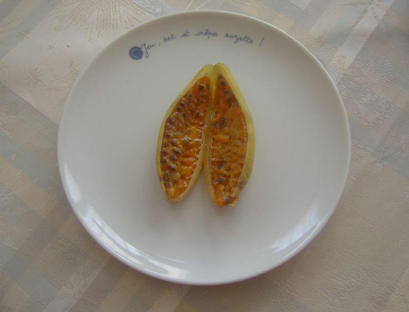 Banane Passion Curuba
