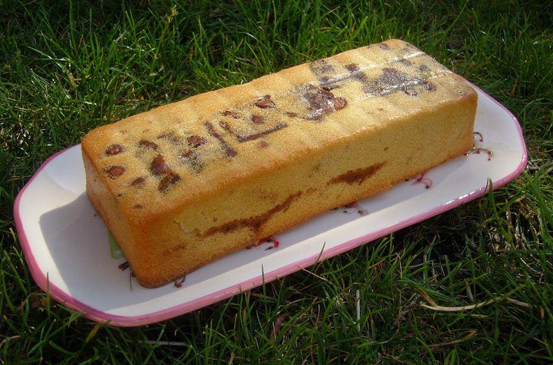 Cake Spéculoos Praliné