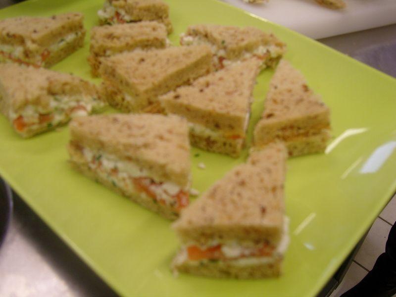 SBC Finger Sandwich Pascale Weeks