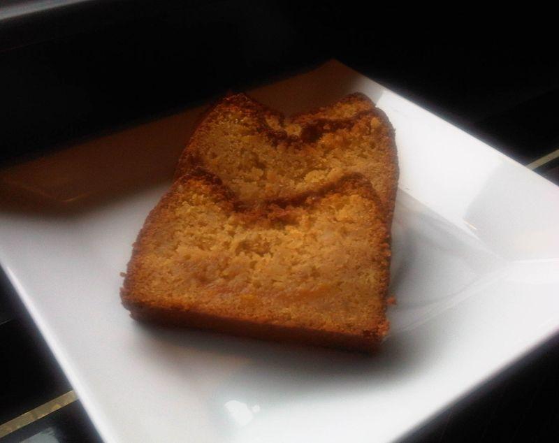 SBCS Philippe Continici Cake à l'orange