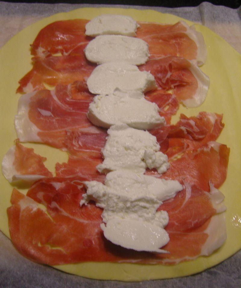 Filet Mignon à l'italienne étape 2