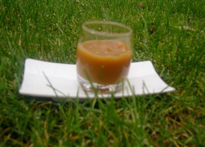 Caramel au beurre salé façon MOF en pot